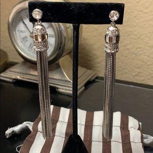 NWT Henri Bendel Cascade Fringe Earrings!!!